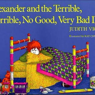 The Terrible, Horrible, No Good, Very Bad Day