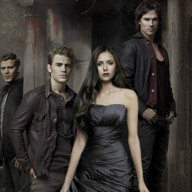 Slow Songs from The Vampire Diaries