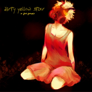 dirty yellow star - .flow fanmix