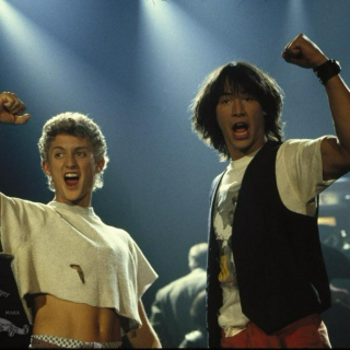 Bill & Ted's Excellent beats