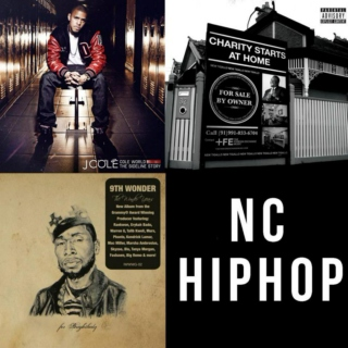 #1 UnderGround OldSchool North Carolina Hip-Hop