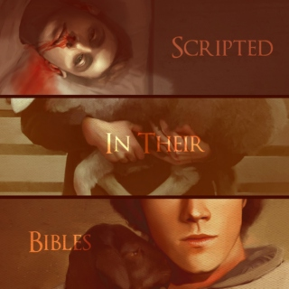 Scripted in Their Bibles