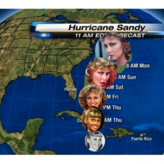 Hurricane Sandy Vag