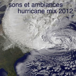hurricane mix 2012