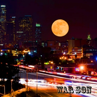 war son project: mix one (full moon)