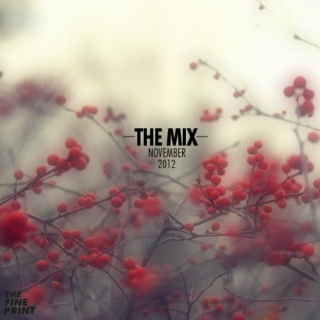 THE MIX 11.12