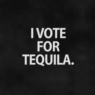 the tequila mix