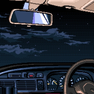 Drive/Hotline Miami inspired playlist