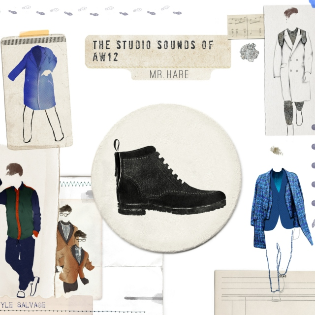 Mr. Hare AW12 Playlist