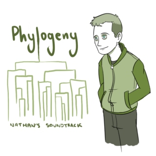 Phylogeny (Nathan's ST)