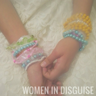 women in disguise