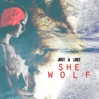 Just a Lost She Wolf