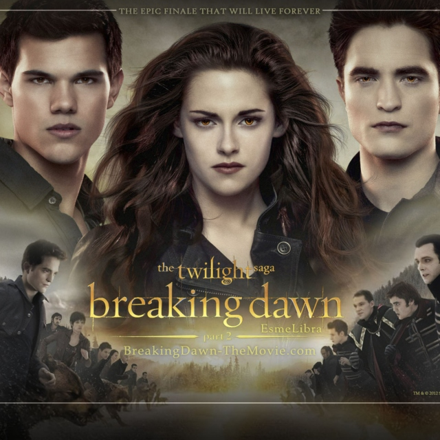 8tracks radio | The Twilight Saga Breaking Dawn Part 2 (14 ...