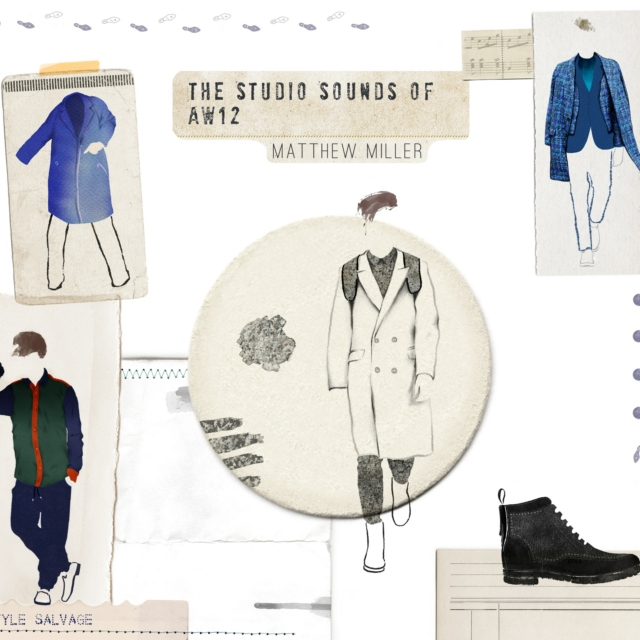 Matthew Miller AW12 Playlist