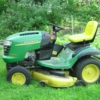 The NEW AND IMPROVED Lawn Mowing Mix!!