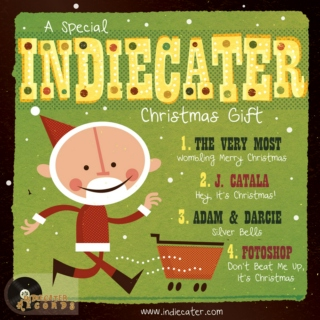 Indiecater Records At Christmas