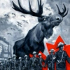 For our Canadian Moose Overlord
