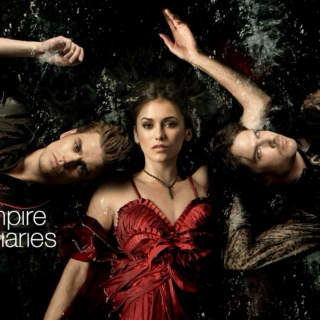 The diaries of a vampire