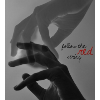 follow the red string
