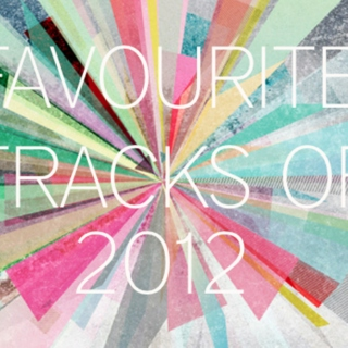 Top 50 Tracks of 2012