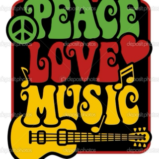 Peace. Love. Reggea Music