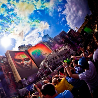 Tomorrowland 2012 Aftermovie Mix