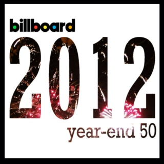 Billboard's 2012 Year-End Top 50
