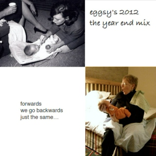 Eggsy's 2012 Year End Mix