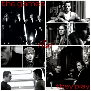 the games that they play