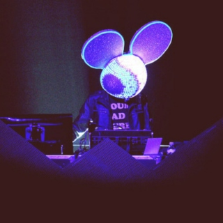 Deadmau5-Loving Vegan