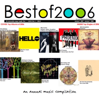 Malted Music's Best of 2006