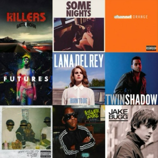 From My Favorite Albums of 2012