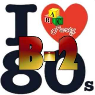 My ABC 80's party - B2