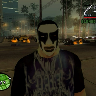 Liberty City Hardcore - LCHC - The Lost and Damned tracks