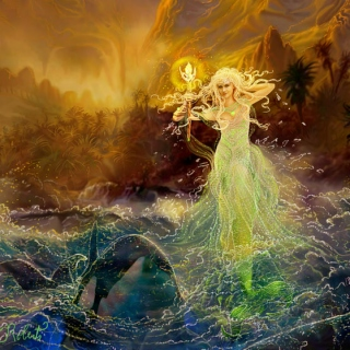 Fairytale Characters: the Enchantress