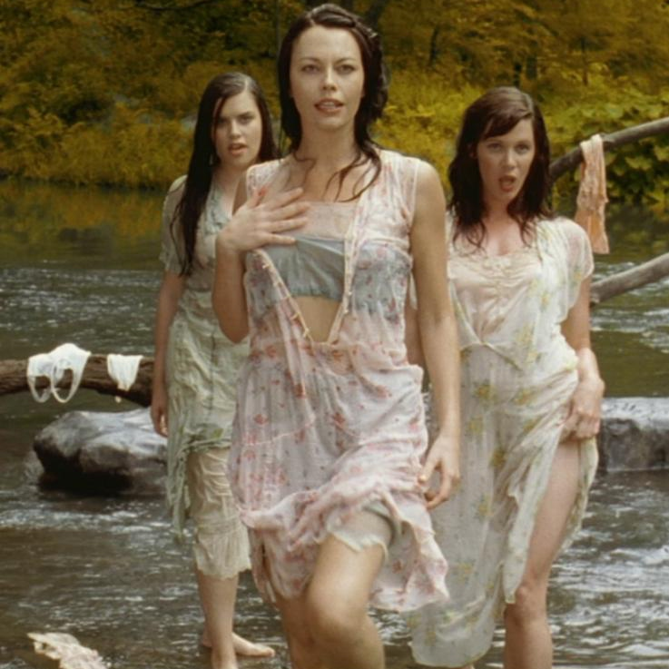 What actresses played the Sirens in O Brother Where Art
