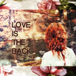 Love is the Back