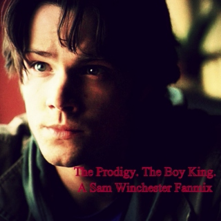 The Prodigy. The Boy King.