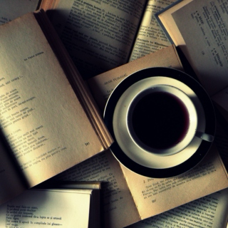 Read, write, coffee, repeat.