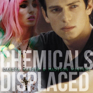 chemicals displaced