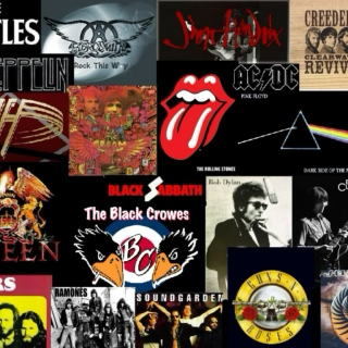 30 Classic Rock Songs
