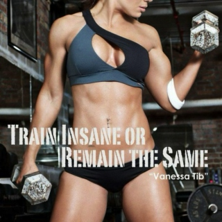 Train Insane or Remain the Same (Cardio)