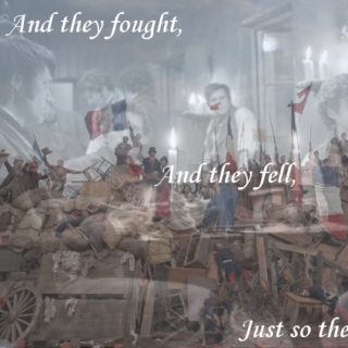 Until the Barricades Arrive