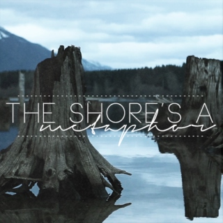 the shore's a metaphor