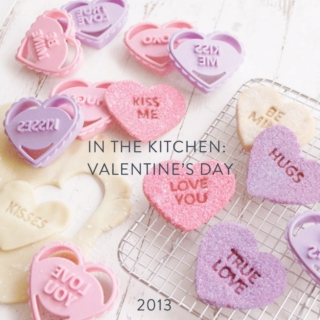 In the Kitchen: Valentine's Day