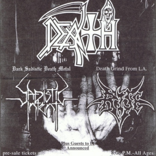 Primitive Death Metal