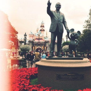 Disneyland is your land.