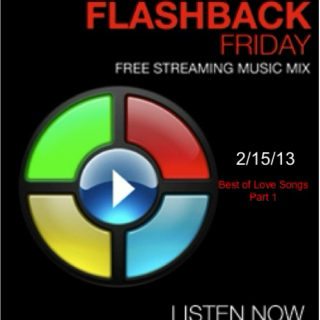 Flashback Fridays - 2/15/13 - Best of Love Songs - Part 1 - SugarBang.com