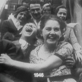 held you tight on a roller coaster back in 1946