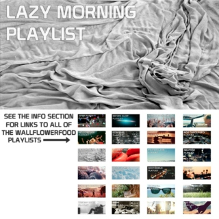 Lazy Morning Playlist - An Indie Electronic, Synth Pop, and Dream Pop Playlist